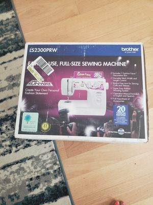 Brother sewing machine for Sale in Webster, MA