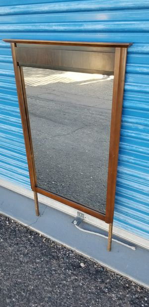 """Mirror for a dresser. Measures approx: 27"""" wide x 51.5"""" tall. for Sale in Phoenix, AZ"""