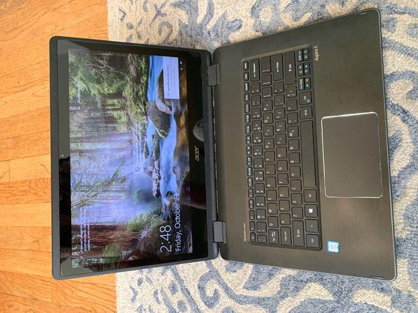Acer Aspire R Laptop/Tablet
