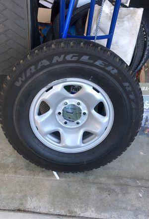 Toyota Tundra Tire for Sale in Rancho Santa Margarita, CA