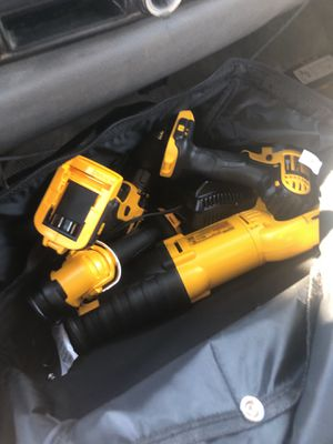 Dewalt drill set for Sale in Waveland, MS