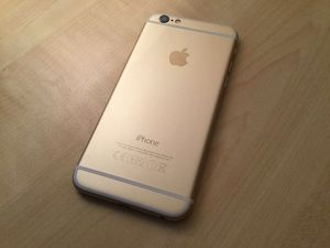 iPhone 6 - factory unlocked with box and accessories -30 days warranty for Sale in West Springfield, VA