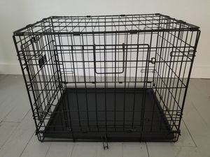 Dog Crate with Cover for Sale in Tampa, FL