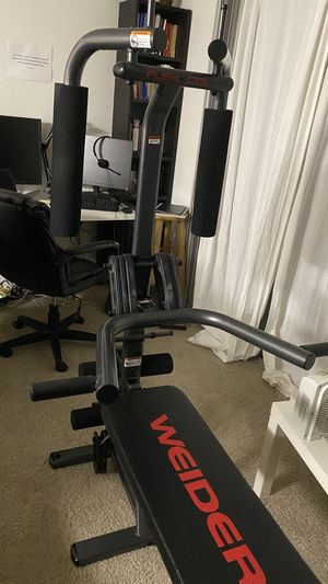 Weider home gym for Sale in Indianapolis, IN