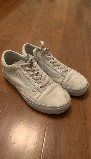 White Vans for Sale in Chula Vista, CA