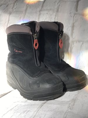 COLUMBIA Boys Girls snow winter waterproof boots sz 13 M kids Black in good condition Kids size for Sale in San Diego, CA