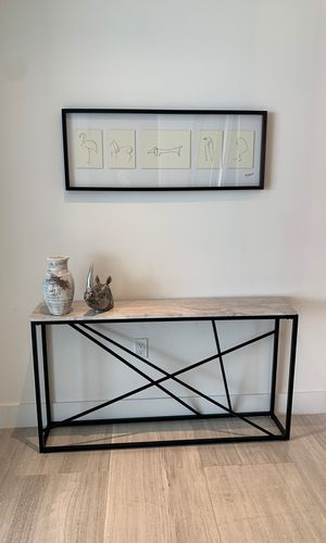 Brand New Console Table for Sale in Key Biscayne, FL