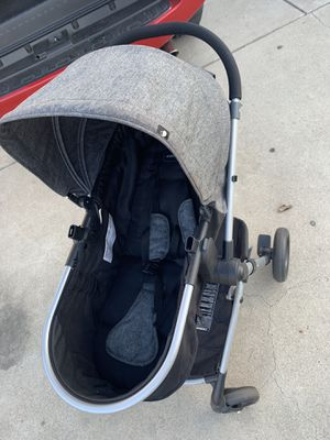 Stroller, car seat and mini baby crib bundle for Sale in Upland, CA