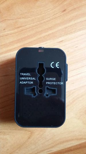 Universal travel adapter for Sale in Linden, NJ