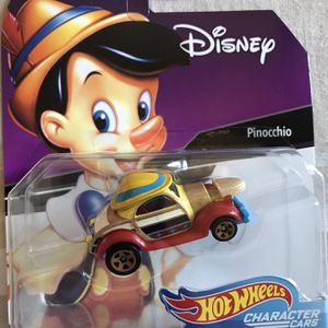 Disney, Pinocchio - Hot Wheels Character Car for Sale in Signal Hill, CA