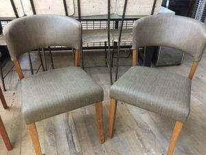Brand new wooden chairs! for Sale in Atlanta, GA