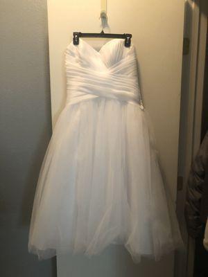 Tea length wedding dress for Sale in Las Vegas, NV