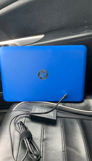 HP laptop excellent condition works good it's cleaned out ready to go for the new owner for Sale in Arvada, CO