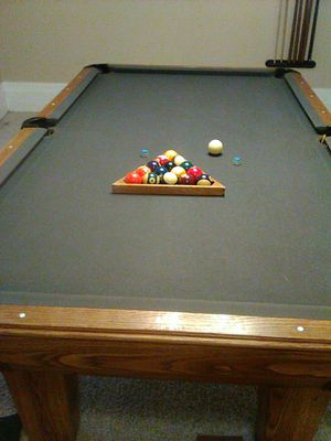 Olhausen pool table for Sale in Lexington, KY