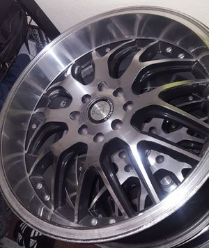 Rims 4 lug universal for Sale in San Diego, CA