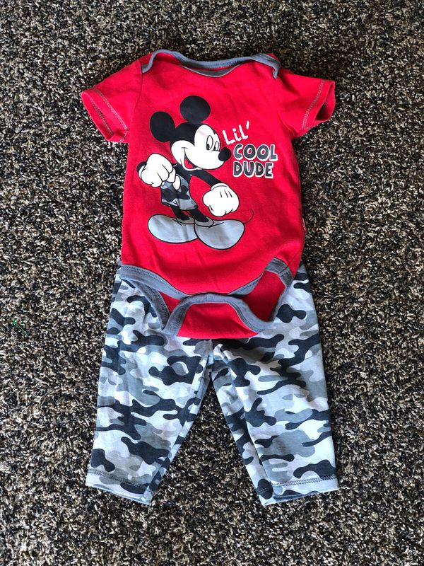 Mickey Set