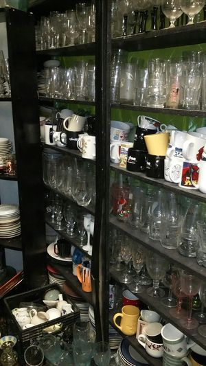 LOTS OF GLASSWARE for Sale in Biscayne Park, FL