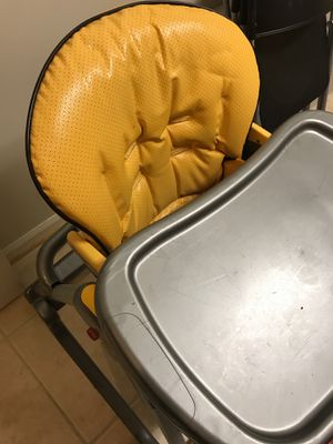 Pegprego high chair for Sale in Rockville, MD