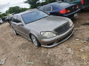2006 Mercedes Benz S500 for parts for Sale in Dallas, TX