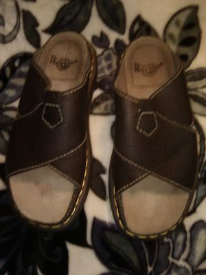 DR MARTENS SANDALS SIZE 9LADIES OR 6MENS LIKE NEW for Sale in Glendale, AZ