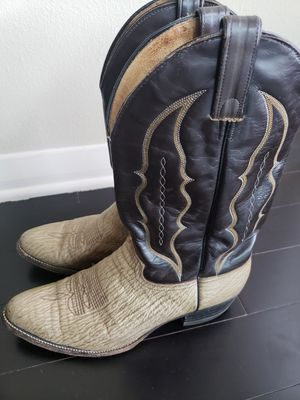 Abilene cowboy boots size 12 rodeo western for Sale in Houston, TX