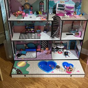 LOL Surprise Doll house for Sale in Ridge, NY
