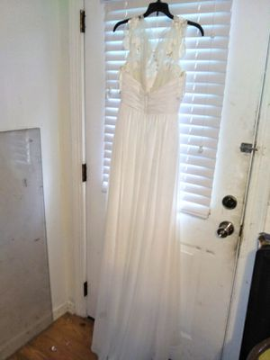 Wedding Dress for Sale in Zebulon, NC