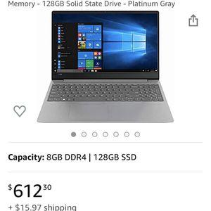 Lenovo 330s Laptop Like New for Sale in Hemet, CA
