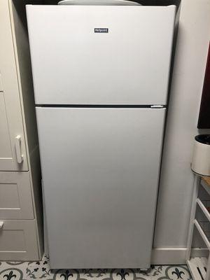 Hotpoint® 17.5 Cu. Ft. Top-Freezer Refrigerator (White) for Sale in Atlanta, GA