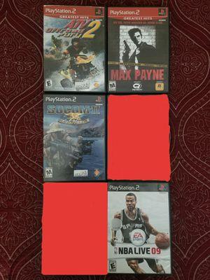 PS2 Games for Sale in La Verne, CA