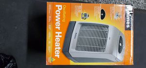 Holmes Oscillating Power Heater for Sale in Chino Hills, CA