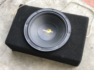 """12"""" Car Subwoofer for Sale in Lakewood, CA"""