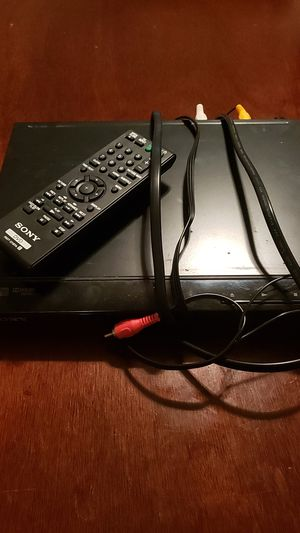 Sony DVD player for Sale in Derby, KS