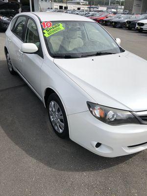 2010 Subaru Impreza 2.5i for Sale in Renton, WA