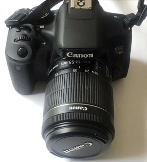 Canon T6i Bundle for Sale in Columbia, SC