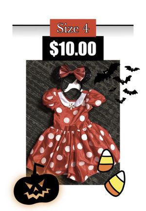 Minnie Mouse costume for Sale in Los Angeles, CA