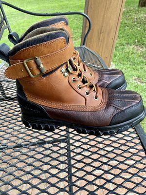 Ralph Lauren Polo Sport Boots for Sale in San Antonio, TX