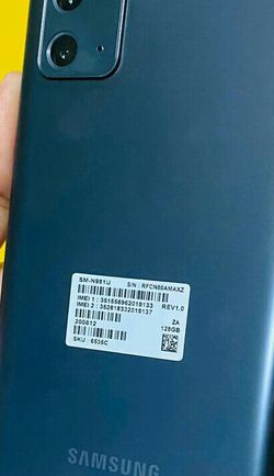 Samsung Note 20 5G for Tmobile and Metro - Ready to activate (Finance for $70 down , no credit needed take home today) for Sale in Carrollton,  TX