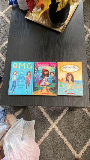 3 girl books 💖 for Sale in El Monte, CA