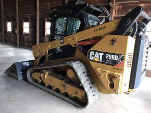 2016 Caterpillar skid steer loader for Sale in Lumberton, NJ