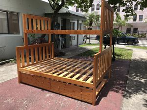 Bunk Bed for Sale in Hollywood, FL
