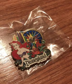 Disney pin (little mermaid) for Sale in Los Angeles, CA
