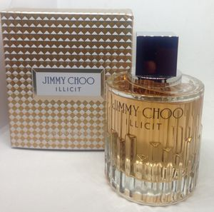 Jimmy Choo Illicit Eau De Perfume 3.3 Fl oz for Sale in Pembroke Pines, FL