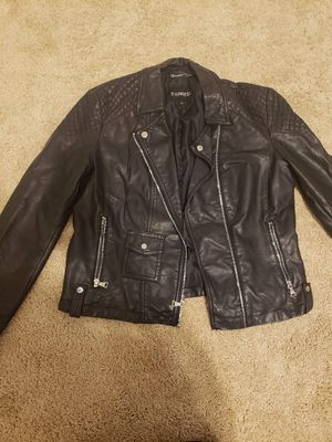 Express Women's Leather Jacket for Sale in Raleigh, NC