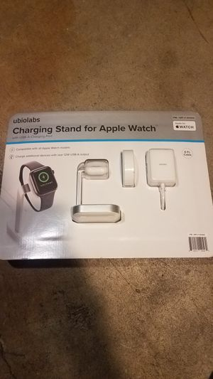 Apple Watch Wireless Charging Stand for Sale in Anaheim, CA