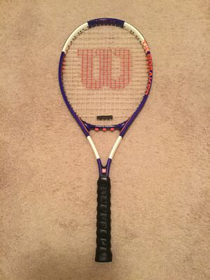 Wilson Tennis Racket for Sale in Bartow, FL