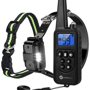 Dog Training Collar, Small Size Shock Collar for Small to Large Dogs 5-140lbs, Waterproof and Rechargeable Electric Dog Collar with 2600Ft Remote, Vib for Sale in Annandale, VA