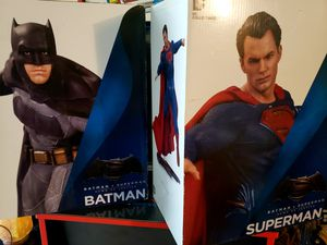 DC Collectables / Batman vs Superman for Sale in Vacaville, CA