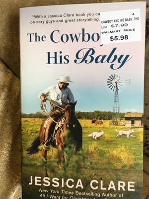 The Cowboy and his baby by Jessica Clare for Sale in Victoria, TX