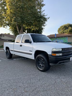 Chevy Silverado 1500 4x4 for Sale in Gilroy, CA